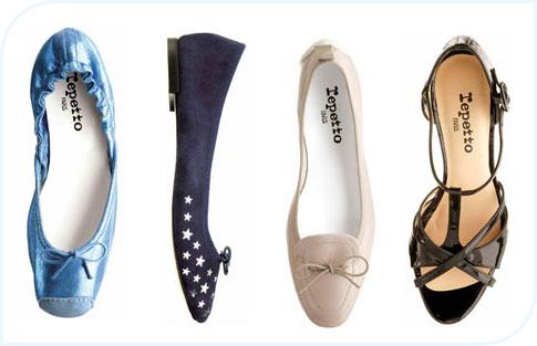 7e73cd9f51d chaussures claquettes repetto ballerine repetto